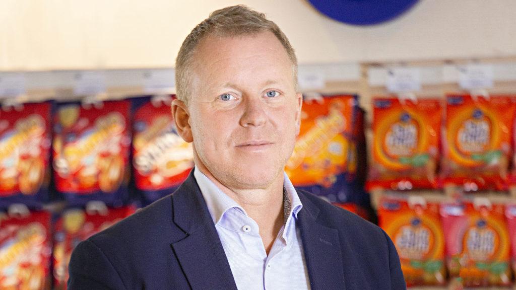 Robert Engman, VP på Fazer Sverige, vill leda Sveriges modigaste team, och tar bland annat hjälp av regelbunden feedback.