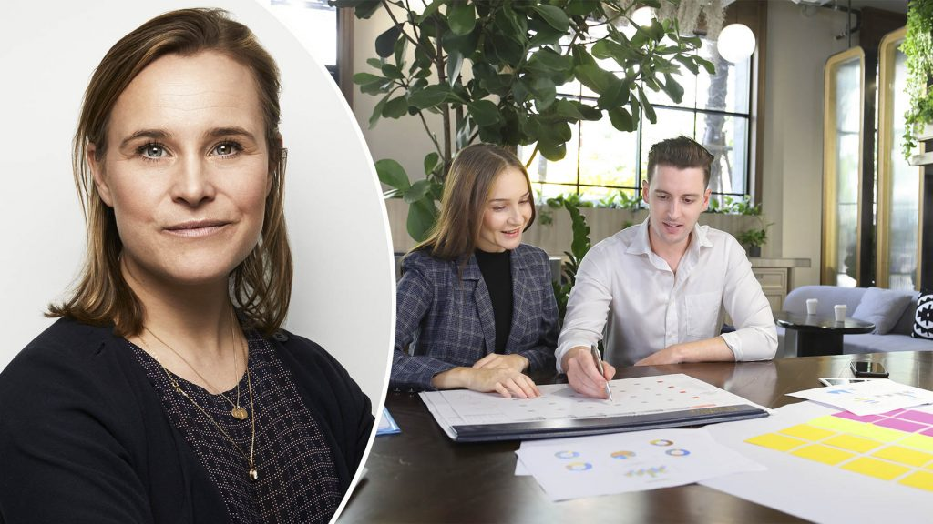 Front-runners som vågar testa nya initiativ är viktiga i verksamheters klimatomställning, menar Klara Tengstrand, hållbarhetsansvarig på Office Management.